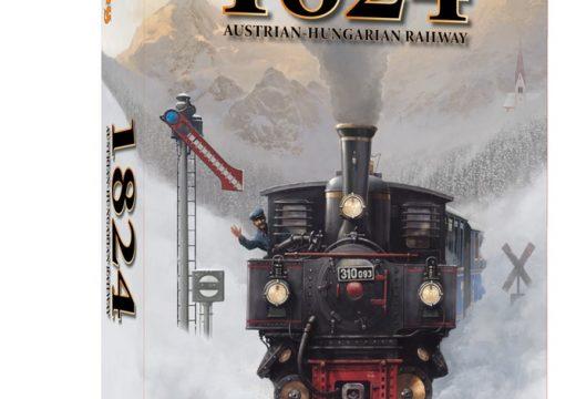 Nová edice hry 1824 je na Kickstarteru