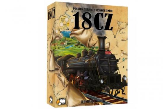 Hra 18CZ již přijela do Česka
