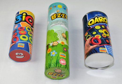 Tři nové hry Honzy Vodičky: 3iQ, QARQ a Bzzz