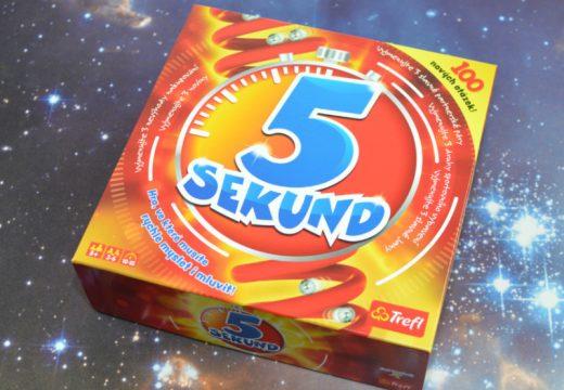 5 sekund je rychlá hra s otázkami