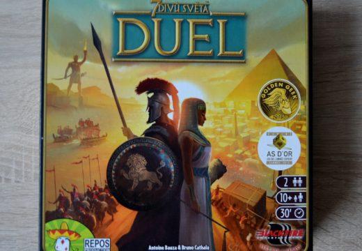 Recenze: 7 divů světa – Duel