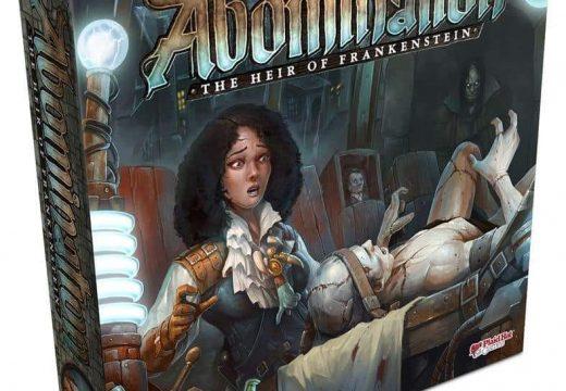 Blackfire lokalizuje hru Abomination od PlaidHat Games