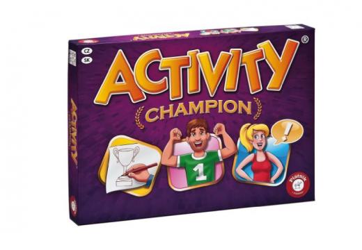 V nové edici Champion hraje Activity každý sám za sebe