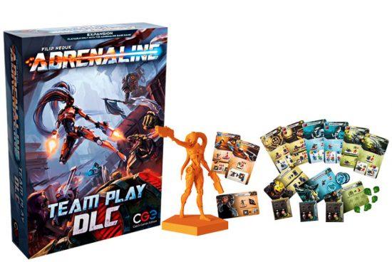 Rozšíření Adrenalin DLC přináší 6. hráče a týmovou hru