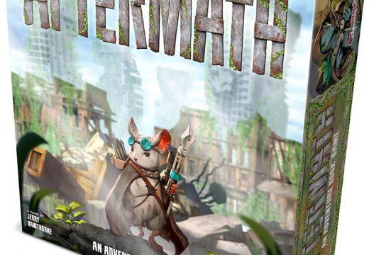 Nová příběhová hra Aftermath od Plaid Hat Games vyjde v češtině