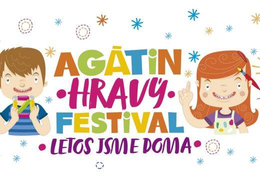 Agátin hravý festival bude 8.–14. dubna on-line