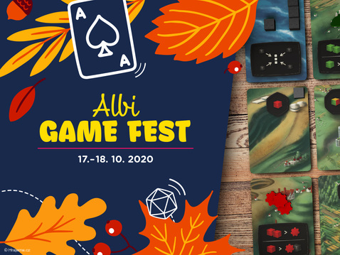 Novinky oznámené během Albi Game Festu