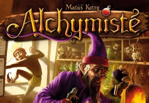 Alchymisté otvírají své laboratoře