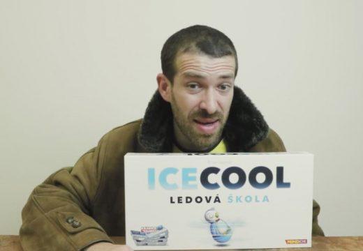 Jak se hraje IceCool: Ledová škola