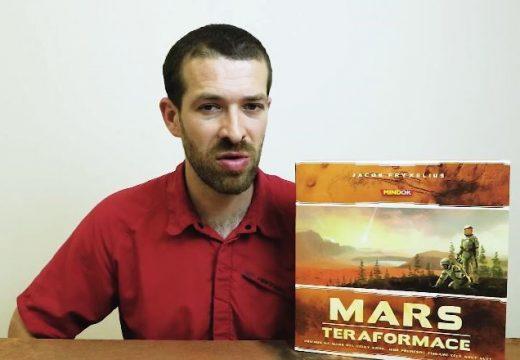 Jak se hraje Mars: Teraformace