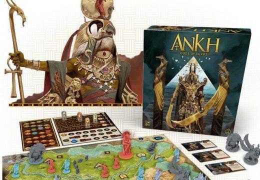 Hra Ankh: Gods of Egypt bude i v češtině