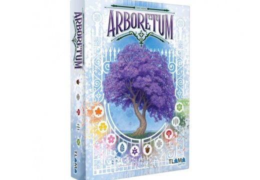 Vytvořte si z barevných stromů své originální Arboretum
