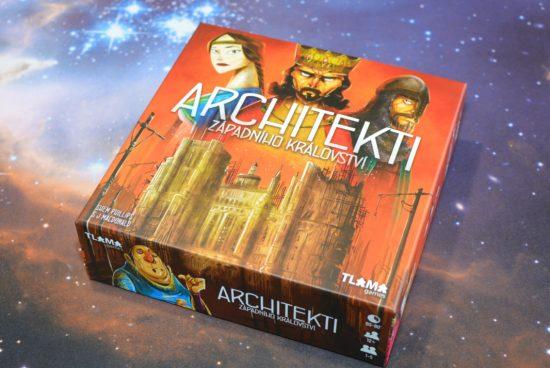 Architekti Západního království hovoří česky
