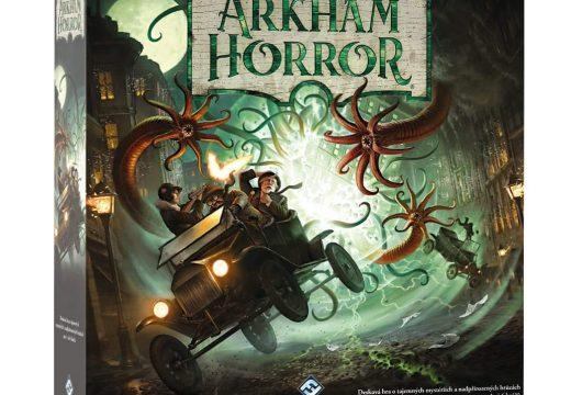 Arkham Horror je tu ve 3. edici