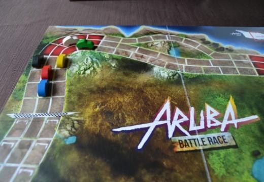 Recenze: Aruba – Battle Race