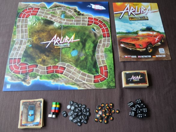 Aruba-komponenty