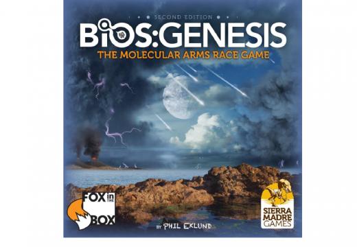 BIOS: Genesis je hra o vývoji života. Můžete si ji předobjednat