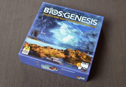Ve hře BIOS: Genesis bojujete o vznik života na Zemi
