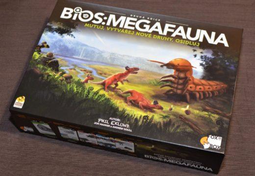 Vývoj života pokračuje ve hře BIOS: Megafauna