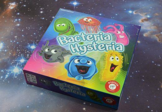 Kdy vypukce Bacteria Hysteria? Každou chvíli