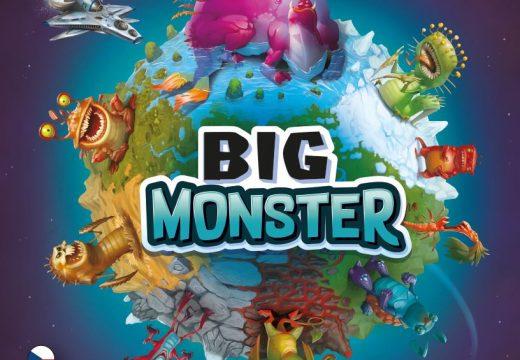 BoardBros připravuje hru Big Monster