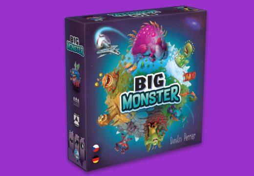 Objevte podivuhodná monstra ve hře Big Monster
