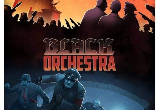 REXhry budou mít hru Black Orchestra, kde bojujete s Hitlerem