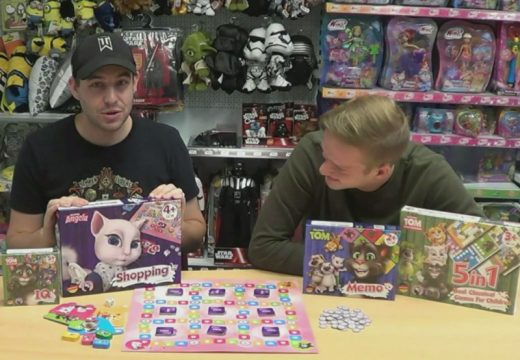 Ultimate Blackfire Challenge představuje hru Talking Angela: Shopping (#21)