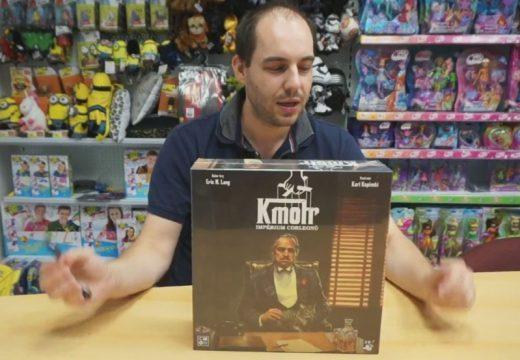 Blackfire představuje hru Kmotr: Impérium Corleonů