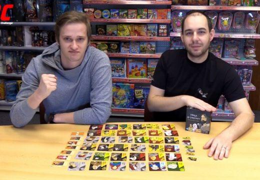 Ultimate Blackfire Challenge představuje hru Hra o trůny: Pobočník krále (#1/2018)