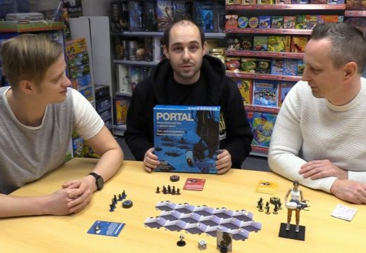 Ultimate Blackfire Challenge představuje hru Portal (#7/2018)