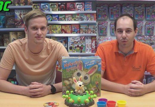 Ultimate Blackfire Challenge představuje dětskou hru Skákající králiček (#7)