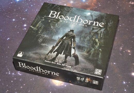 S karetní hrou Bloodborne se ponoříte do temného světa