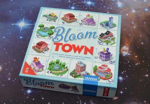 Ve hře Bloom Town budujete ideální městečko