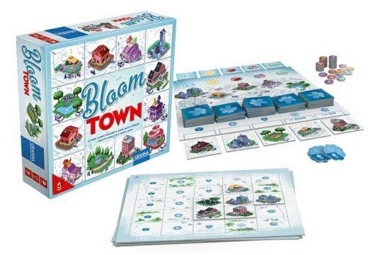 Pygmalino přineslo rodinnou hru Bloom Town