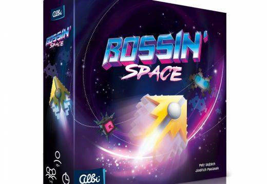 Kooperativní hra Bossin´ Space již na vás čeká