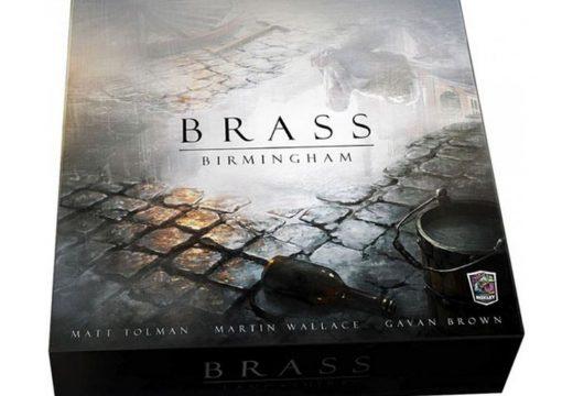 Strategickou hru Brass: Birmingham u nás vydá TLAMA games