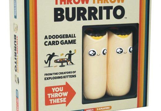 Blackfire připravuje ulítlou hru Burrito