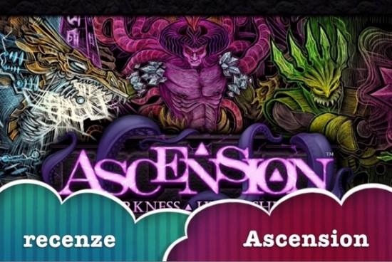 Recenze hry Ascension pro tablet