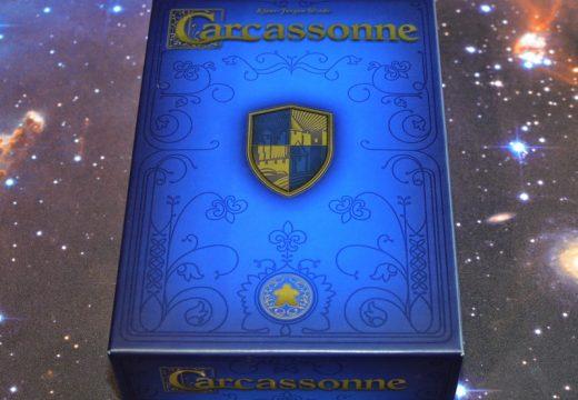 Oslavte 20. výročí hry Carcassonne s novou edicí