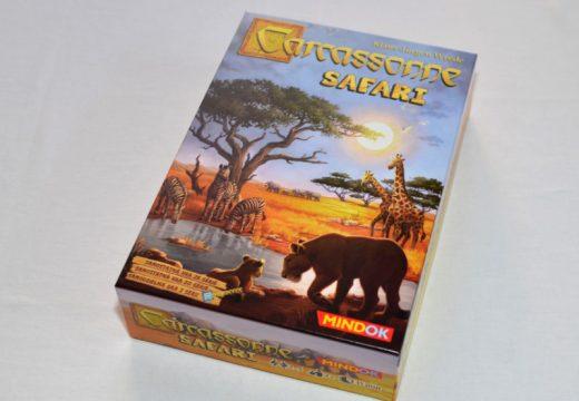 Carcassonne Safari vás zavede do africké savany