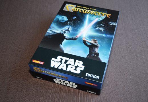 Carcassonne se rozrostlo o svět Star Wars