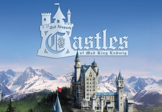 Letos postavíte zámek pro krále Ludvíka