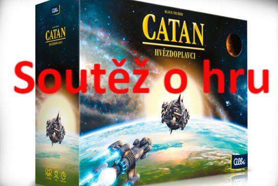 Soutěž o hru Catan: Hvězdoplavci