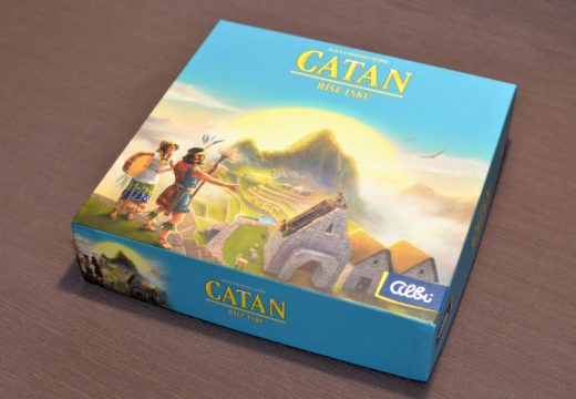 Catan zavítal do Říše Inků