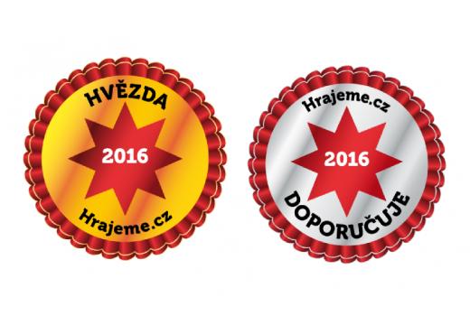 Připravujeme vyhlášení nové herní ceny Hrajeme.cz