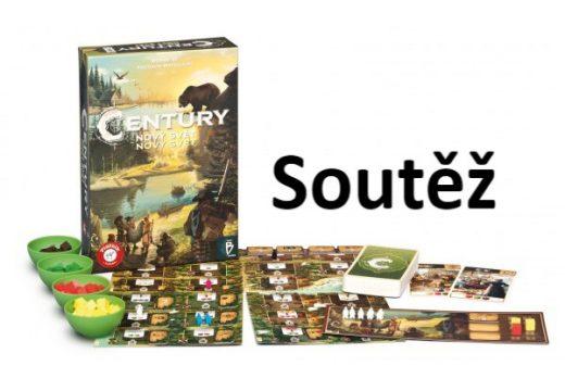 Soutěž o hru Century III: Nový svět