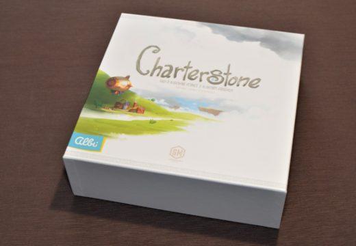 Charterstone je hra, kterou si tvoříte sami