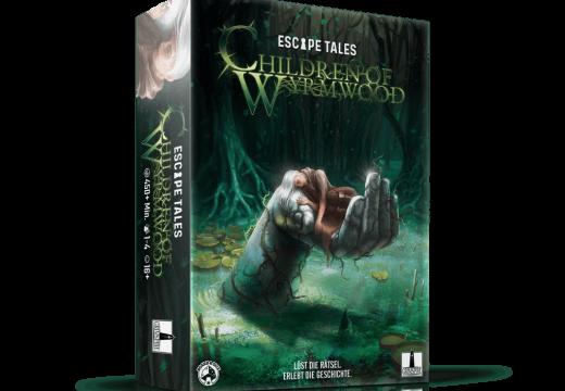 REXhry vydají nové únikové příběhy Children of Wyrmwood
