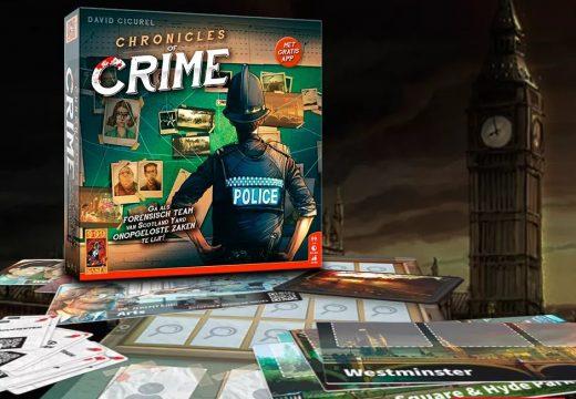 MindOK připravuje detektivní hru Chronicles of Crime
